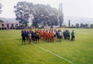 Nástup 3. rocnik – 2002