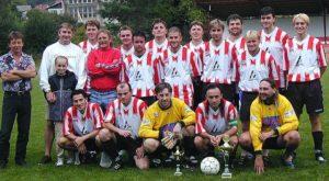 Vítěz 2000 SK Lhenice