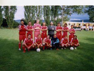 Vítěz 2005 SK Lhenice