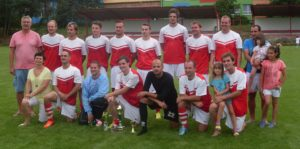 Vítěz 2015 SK Lhenice