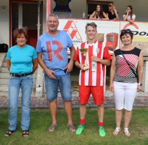 Kapitán 1.FC Netolice 2018